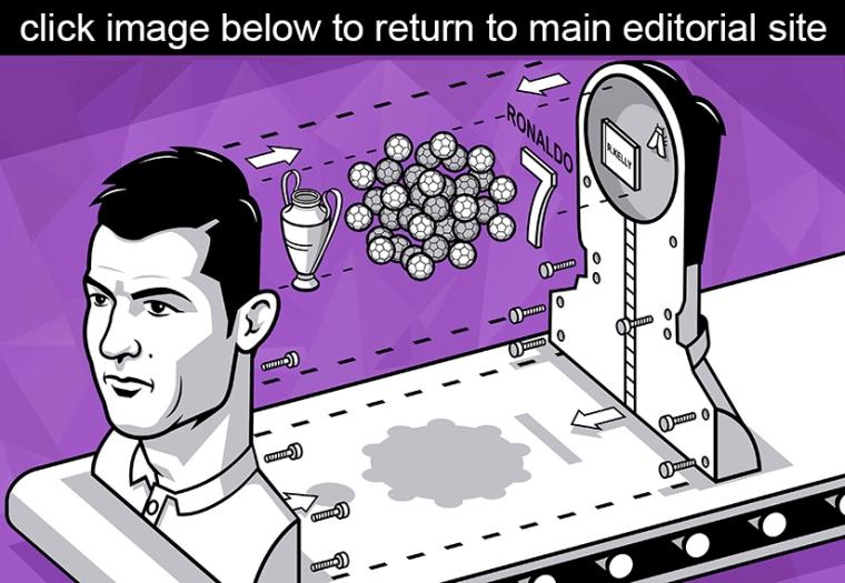 ronaldo editorial link